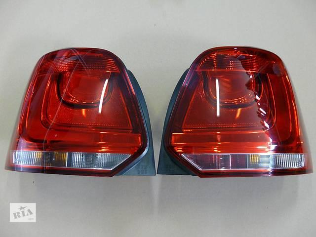 Б/у фонарь задний для легкового авто Volkswagen Polo 6r 09-- объявление о продаже  в Львове