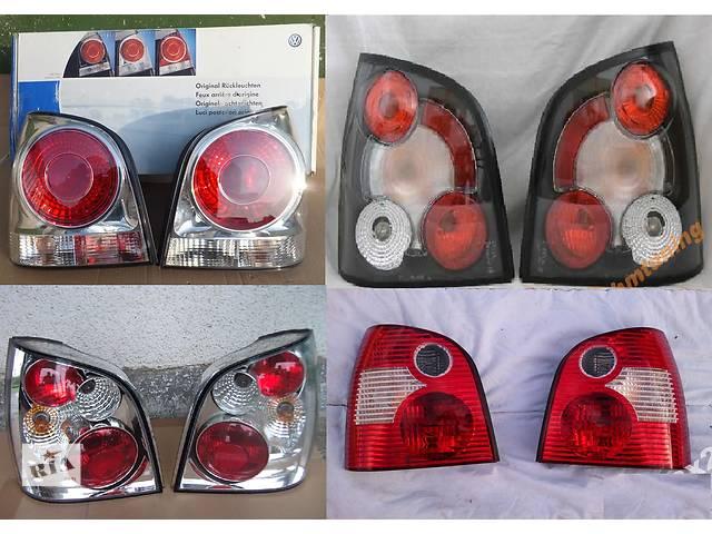 бу Б/у фонарь задний для легкового авто Volkswagen Polo 9n 01-09 в Львове