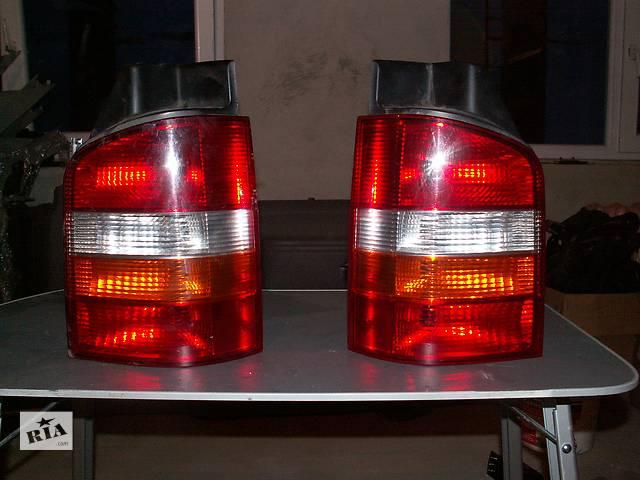 Б/у фонарь задний для легкового авто Volkswagen T5 (Transporter)- объявление о продаже  в Львове
