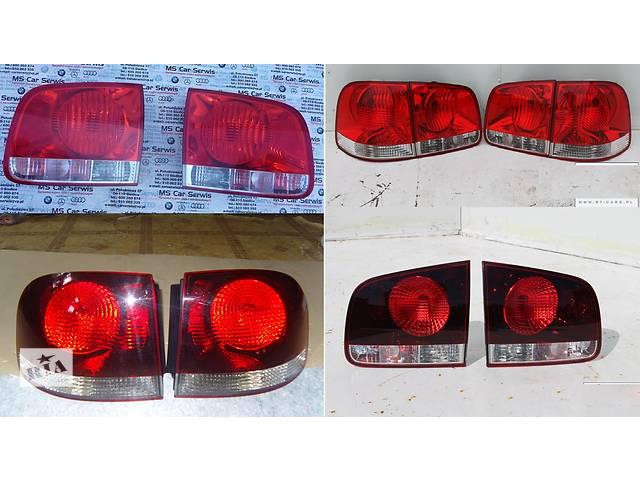 бу Б/у фонарь задний для легкового авто Volkswagen Touareg 7l 02-10 в Львове