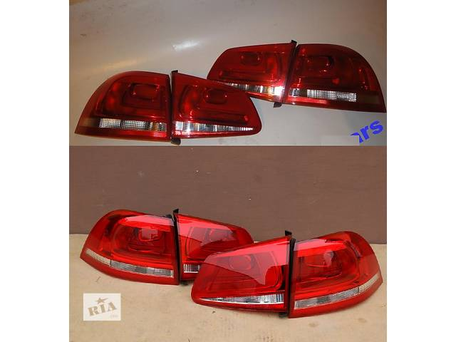 купить бу Б/у фонарь задний для легкового авто Volkswagen Touareg 7p 10- в Львове