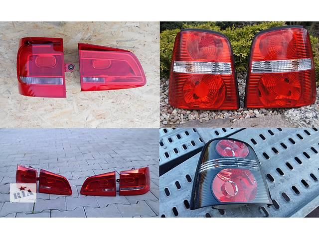 продам Б/у фонарь задний для легкового авто Volkswagen Touran бу в Львове