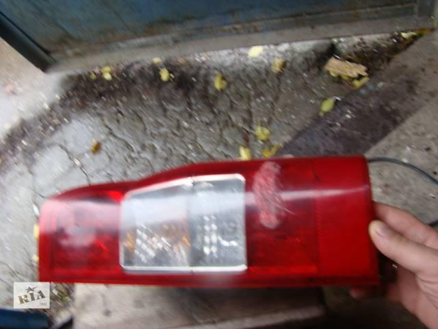 Б/у фонарь задний для микроавтобуса Ford Transit- объявление о продаже  в Каланчаке (Херсонской обл.)