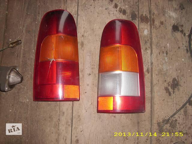 бу Б/у фонарь задний для микроавтобуса Nissan Vanette в Львове