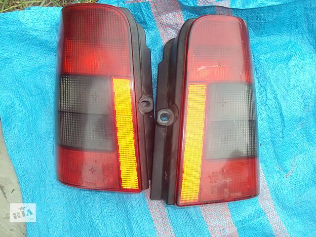 Б/у фонарь задний для минивена Citroen Berlingo- объявление о продаже  в Львове