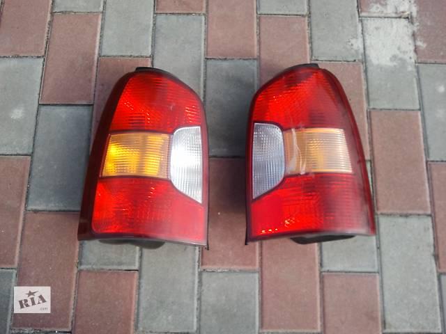 продам Б/у фонарь задний для минивена Hyundai Trajet левый правый бу в Броварах