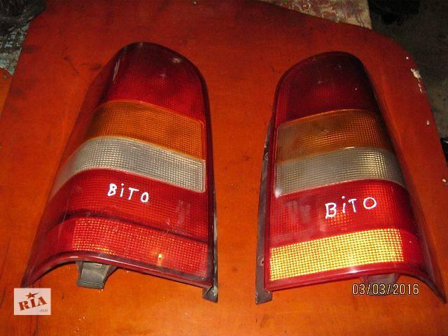 бу Б/у фонарь задний для минивена Mercedes Vito в Ковеле