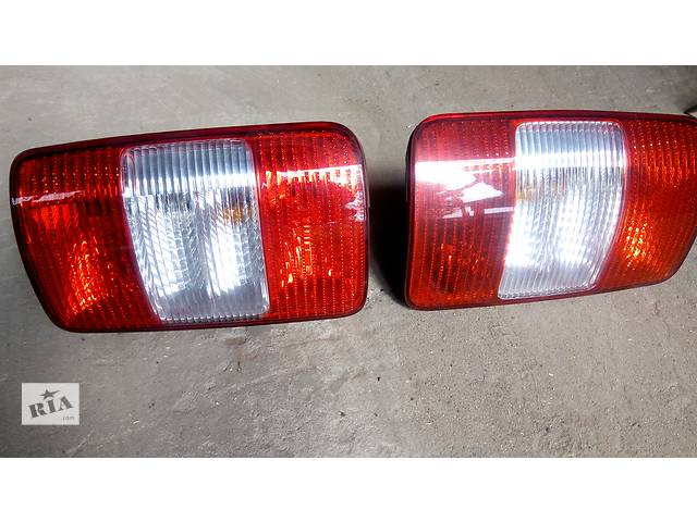 продам Б/у фонарь задний для минивена Volkswagen Caddy бу в Тернополе