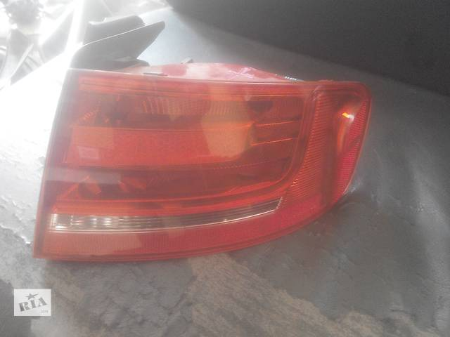 продам Б/у фонарь задний для седана Audi A4 бу в Львове