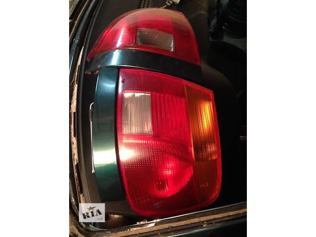 продам Б/у фонарь задний для седана Audi A4 бу в Киеве