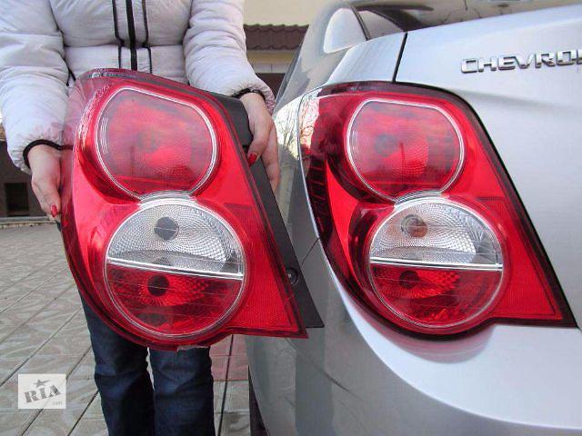бу Б/у фонарь задний для седана Chevrolet  2013 в Николаеве