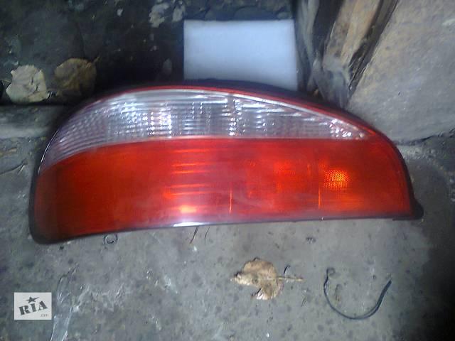 продам Б/у фонарь задний для седана Kia Clarus бу в Львове