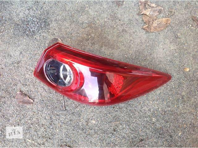 продам Б/у фонарь задний для седана Mazda 3 бу в Киеве