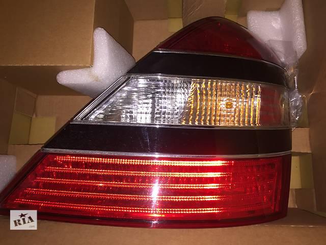 Б/у фонарь задний для седана Mercedes S 550- объявление о продаже  в Киеве