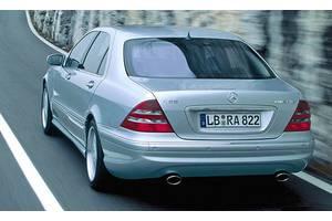 б/у Фонари задние Mercedes S 600