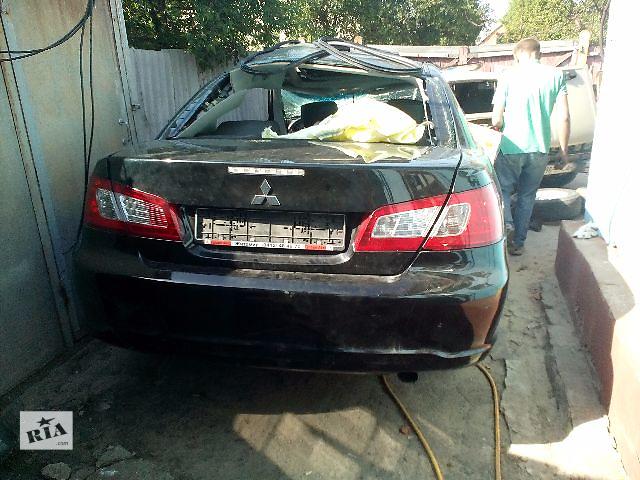 бу Б/у фонарь задний для седана Mitsubishi  2008 в Харькове