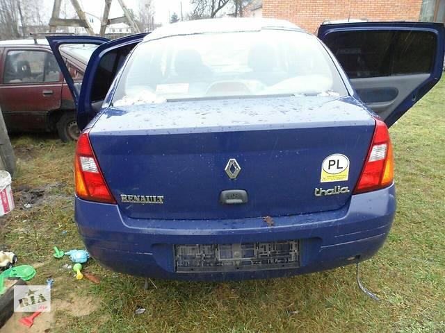 продам Б/у фонарь задний для седана Renault Symbol бу в Ровно