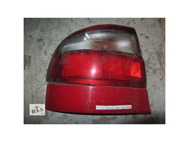 продам Б/у фонарь задний для седана Toyota Carina E 1995 бу в Киеве