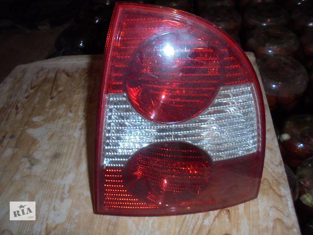 продам Б/у фонарь задний для седана Volkswagen B5 2002 бу в Львове