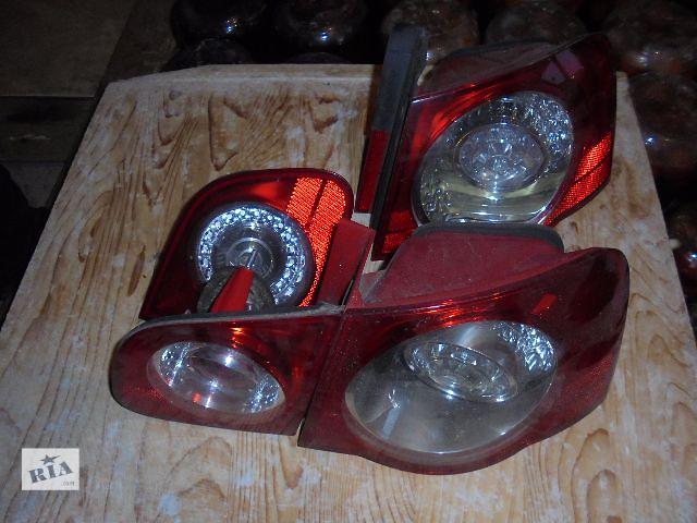 Б/у фонарь задний для седана Volkswagen B6 2008- объявление о продаже  в Львове