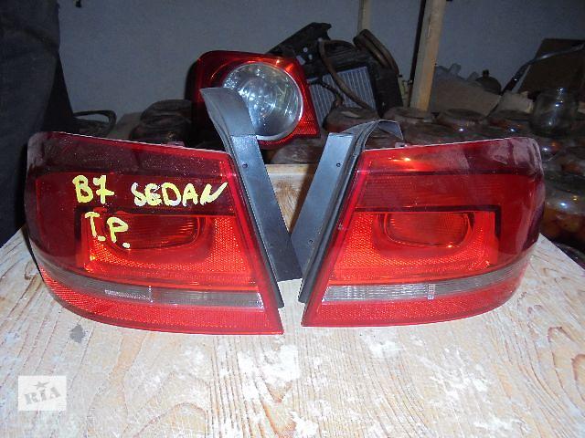 продам Б/у фонарь задний для седана Volkswagen Passat B7 2012 бу в Львове