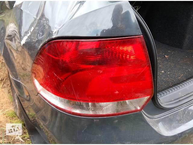 Б/у фонарь задний для седана Volkswagen Polo 2012г.- объявление о продаже  в Чернигове