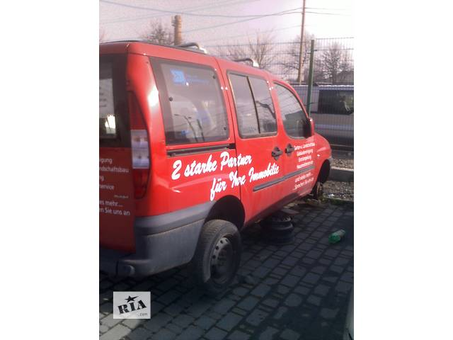бу Б/у фонарь задний для универсала Fiat Doblo в Ивано-Франковске