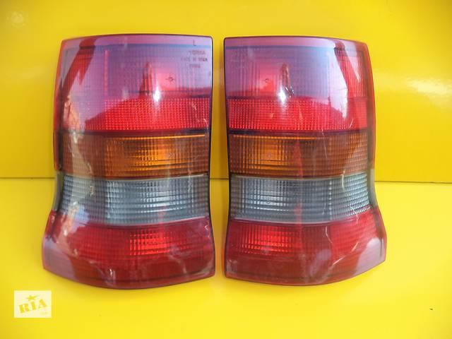 Б/у фонарь задний для универсала Opel Astra F (91-98) левый- объявление о продаже  в Луцке