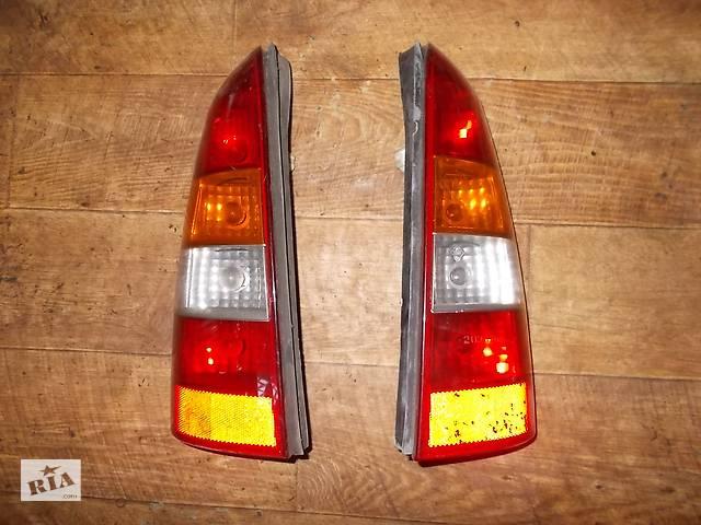 бу Б/у фонарь задний Opel Astra G универсал 1998-2005 в Стрые