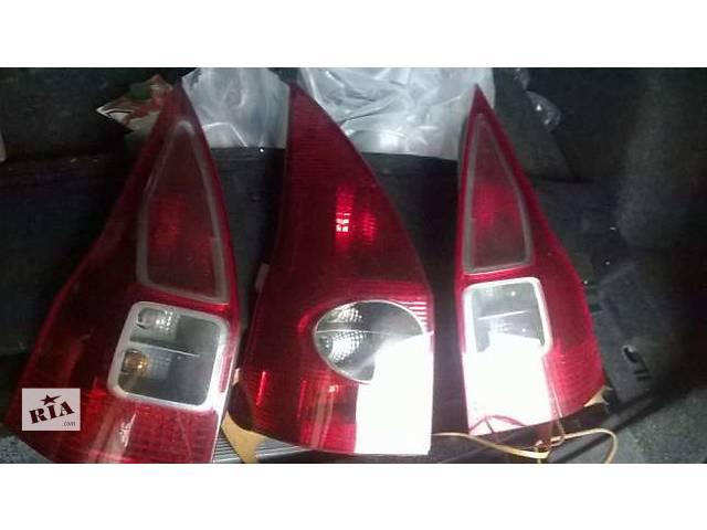 Б/у фонарь задний для универсала Renault Megane II- объявление о продаже  в Стрые