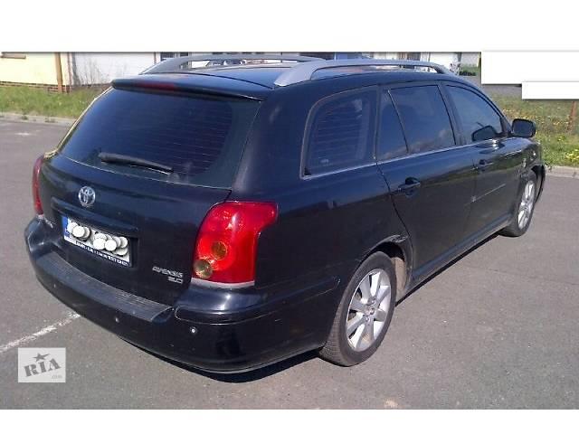 продам Б/у фонарь задний для универсала Toyota Avensis бу в Ровно