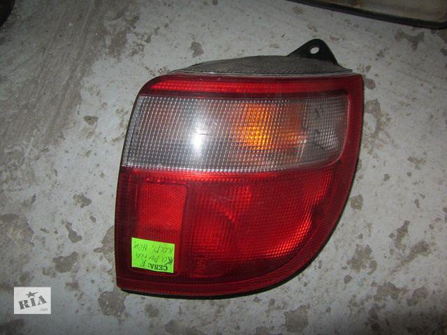 бу Б/у фонарь задний для универсала Toyota Carina E в Киеве