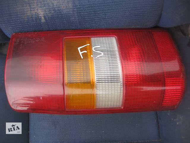 Б/у фонарь задний Fiat Scudo 2004-2006- объявление о продаже  в Ровно