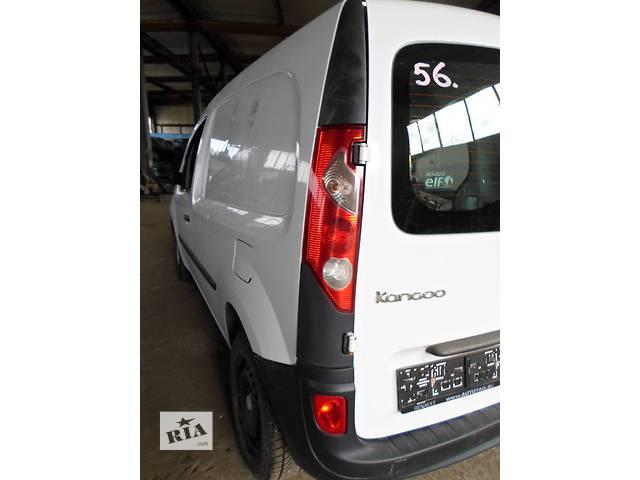 продам Б/у Фонарь задний Фонар задній Фари задні Renault Kangoo Кенго 1,5 DCI К9К B802, N764 2008-2012 бу в Рожище