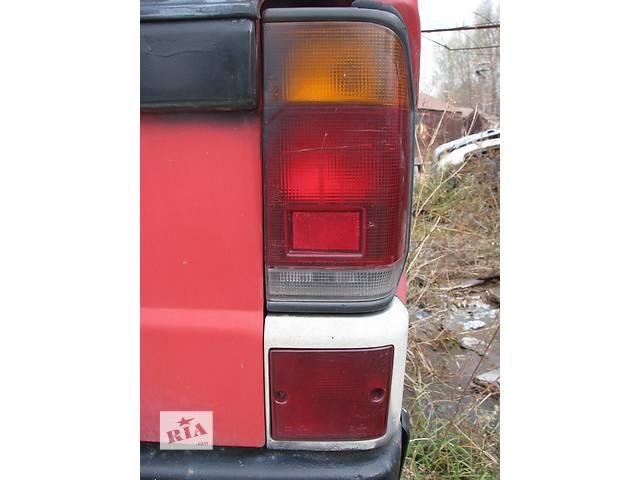 купить бу Б/у фонарь задний L+R Mazda E2200 1997, KOITO 220-61419, 236-61421 в Броварах