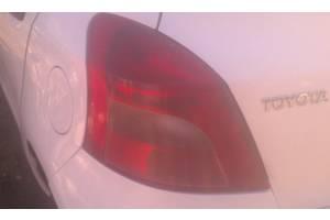 б/у Фонари задние Toyota Yaris