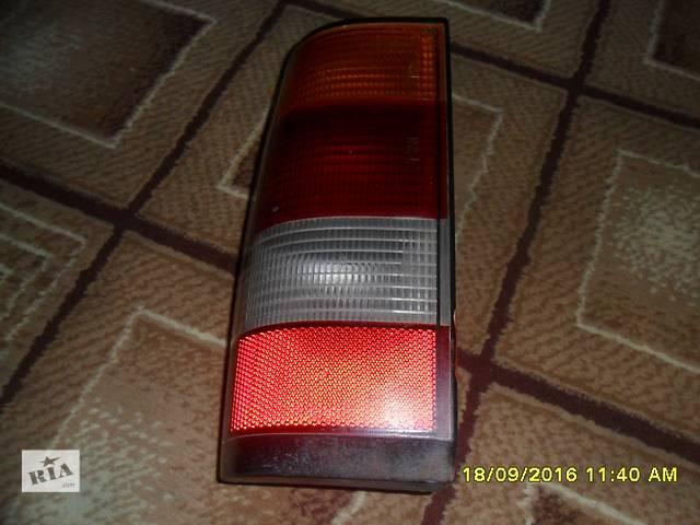 бу Б/у фонарь задний левый для хэтчбека Opel Kadett 79-83 г. в Никополе