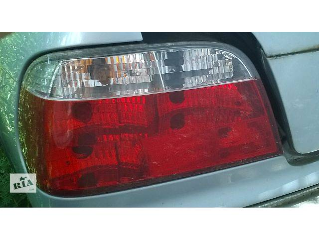 Б/у фонарь задний левый для седана Peugeot 605 1993г- объявление о продаже  в Киеве