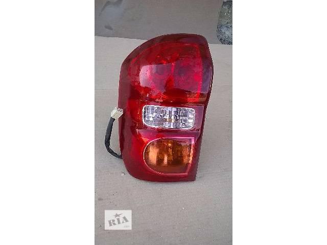 Б/у фонарь задний левый внешний для кроссовера Toyota Rav 4 2002 г- объявление о продаже  в Киеве