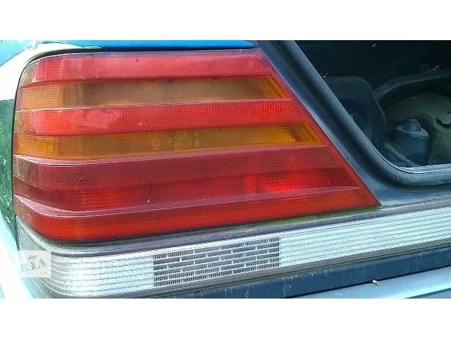 продам Б/у фонарь задний левый и правый для седана Mercedes S 600 W140 1994г бу в Киеве