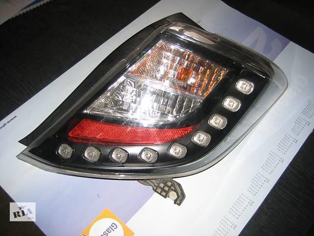 продам Б/у фонарь задний левый и правый для  Toyota Yaris бу в Одессе