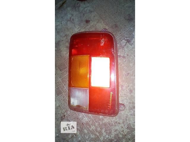 купить бу Б/у фонарь задний лівий ВАЗ 21214 Тайга нива №2342000 в Львове