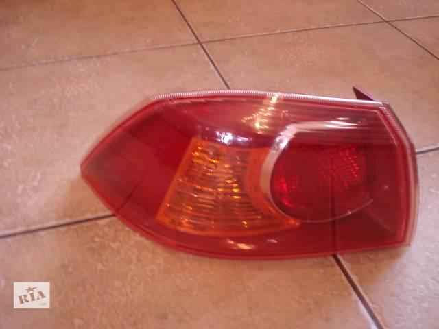 купить бу Б/у фонарь задний Mitsubishi Lancer X в Киеве