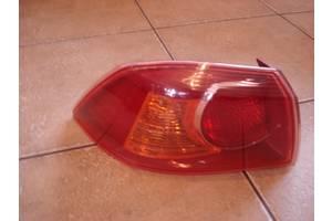 б/у Фонари задние Mitsubishi Lancer X
