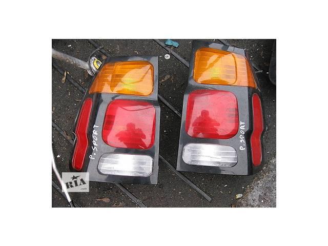 Б/у фонарь задний Mitsubishi Pajero Sport- объявление о продаже  в Киеве