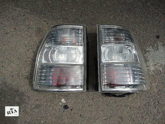Б/у фонарь задний Mitsubishi Pajero Wagon- объявление о продаже  в Киеве
