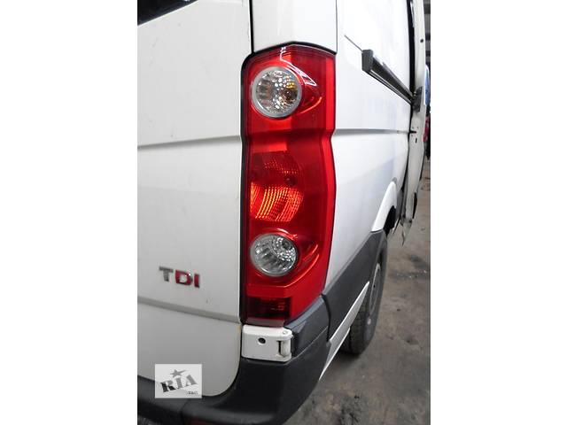 Б/у Фонарь задний на Фольксваген Крафтер Volkswagen Crafter 2006-2011- объявление о продаже  в Рожище