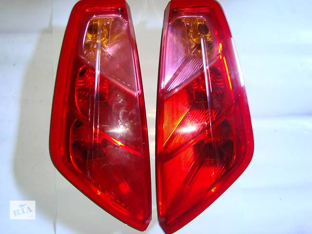 Б/у фонарь задний оригинальный для легкового авто Fiat Punto- объявление о продаже  в Луцке