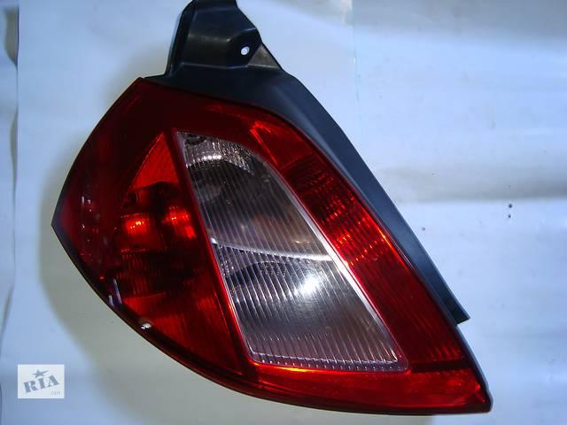 продам Б/у фонарь задний оригинальный,  хэтчбек Renault Megane II бу в Луцке
