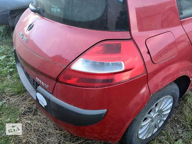 продам Б/у фонарь задний правый для хэтчбека Renault Megane Hatchback 5D 2006г бу в Киеве